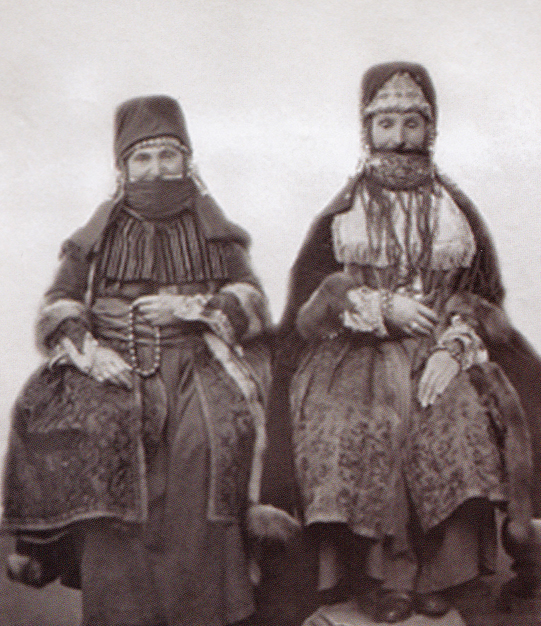 8. Armenians from Shushi